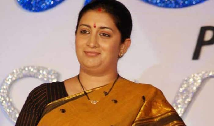 Smriti Irani's comments comes amid the recent spat with Rahul Gandhi. (File Image)