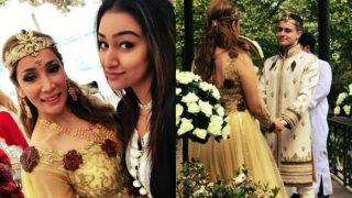 नन बनी सोफ़िया हयात ने रचाई शादी, देखिए तस्वीरें