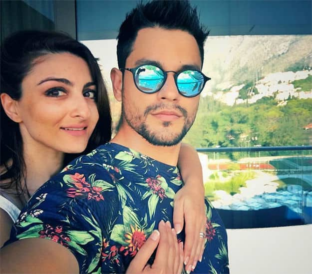 Soha Ali Khan, Kunal Khemu confirm they are expecting their first child
