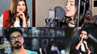 Singers Alka Yagnik and Amit Trivedi REACT to Sonakshi Sinha-Armaan Malik's concert feud