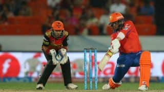 Gujarat Lions vs Sunrisers Hyderabad, IPL 2017 Highlights: SRH win by 8 wickets