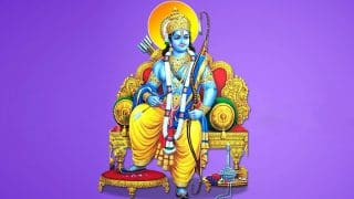 Ram Navami 2019: Know Significance, Importance, Rituals, Muharat Timings And Puja Vidhi to Celebrate the Birth of Lord Rama