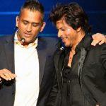 Shah Rukh Khan ready to sell his pyjamas to get MS Dhoni in Kolkata Knight Riders