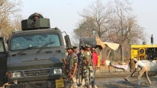 Who are the real VIPs? Vehicles carrying martyred CRPF jawans halted to let Bihar CM's convoy pass