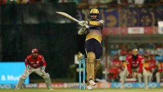 IPL 2017: सुनील नारायण का धमाल, केकेआर ने बनाया अपना सबसे बड़ा पावरप्ले स्कोर