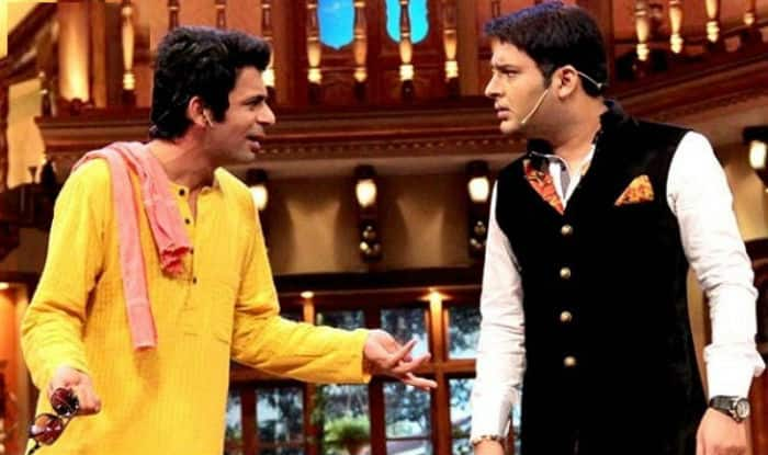 Sunil Grover to get his own show on Sony?