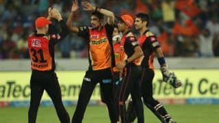 Kings XI Punjab vs Sunrisers Hyderabad, IPL 2017, Match 33 Preview: KXIP eye revival at home