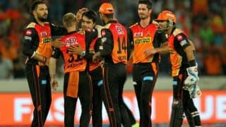 IPL 2017 LIVE Streaming Sunrisers Hyderabad vs Rising Pune Supergiant: Watch SRH vs RPS LIVE match on Hotstar