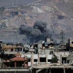 Jihadists control Syria's Idlib after rebel pull-out: monitor