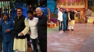 The Kapil Sharma Show: Bollywood's favourite villains Ranjeet, Prem Chopra and Raza Murad share hilarious behind the scenes moments!