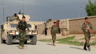 अफगान बलों पर तालिबान का हमला, 13 की मौत