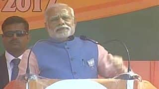 Muslim women are facing difficulties on the issue of Triple Talaq, says PM Modi while addressing BJP's national executive meet