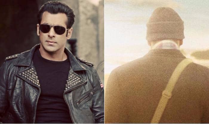 Salman Khan on first poster of Tubelight