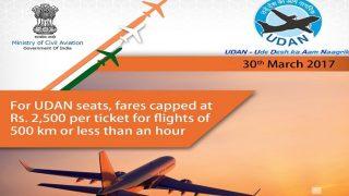 Only 50% seats on UDAN flights capped at Rs 2,500, regular Delhi-Shimla flight costs a bomb; will you fly?