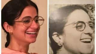 Rasika Dugals's look as Nawazuddin Siddiqui's wife for Saadat Manto will stun you