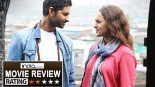 Noor movie review: Sonakshi Sinha's earnest performance makes this otherwise tiresome film watchable