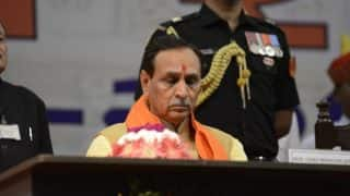 Vijay Rupani to Take Oath as Gujarat CM Today; PM Narendra Modi, Amit Shah to Attend