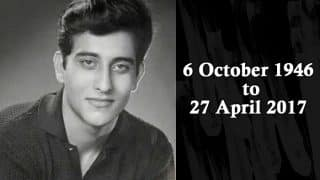 नहीं रहे अभिनेता विनोद खन्ना, 70 साल की उम्र में दुनिया को कहा अलविदा