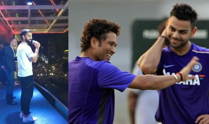 When Wankhede Sang 'Happy Birthday' for Sachin Tendulkar