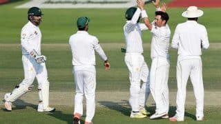 पहला टेस्टः यासिर शाह का जोरदार प्रदर्शन, पाकिस्तान ने वेस्टइंडीज को 7 विकेट से हराया