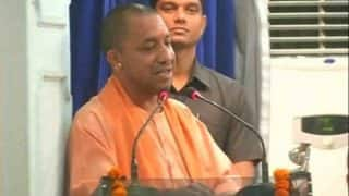 Yogi Adityanath says first cashless transaction was done years ago by Lord Krishna for Sudama