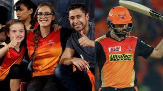 युवराज सिंह की पत्नी हेज़ल को नहीं समझ आता क्रिकेट फिर भी पहुंच जाती है पति का मैच देखने