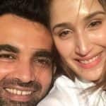 Zaheer Khan gets ENGAGED to Sagarika Ghatge, calls her his wife! (see picture)