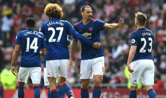 Image result for Manchester United pile more misery on Sunderland