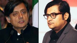 Arnab Goswami vs Shashi Tharoor defamation case: Delhi HC raps Republic TV anchor, says bring down your rhetoric