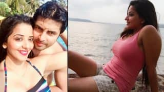 After Nach Baliye 8 elimination, Monalisa & Vikrant Singh Rajpoot finally on honeymoon in Goa! (View pictures)
