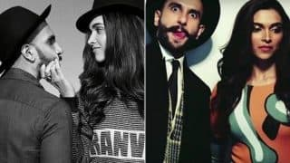 Ranveer Singh and Deepika Padukone share cold vibes on the set of Padmavati! Read Exclusive!