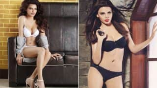Hotness Alert! Sherlyn Chopra's latest photoshoot pictures have upped her oomph-quotient in lingerie!