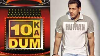 Oh No! Salman Khan's show 10 Ka Dum postponed to 2018