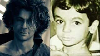 Comedian Sunil Grover shares throwback picture from his younger days on Insta and we can't get over this innocent face!
