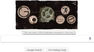 115th Anniversary of the Antikythera Mechanism's Discovery celebrated by Google! Everything you need to know about the analogue astronomical computer