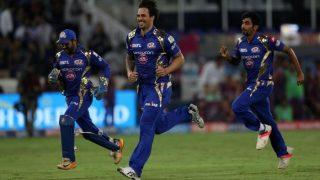 मुंबई vs पुणे: एक रन से मुंबई इंडियंस ने जीता मैच,10वें सीजन का खिताब किया अपने नाम