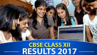 CBSE Class 12th Board Result 2017 Analysis: Girls outshine boys, pass percentage 82% this Year