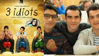 Aamir Khan's 3 Idiots has now been remade in Mexico and it is equally amusing! (Watch trailer)