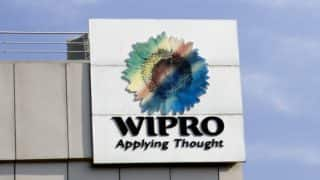 Wipro shares fall over 1% following announcement about payable date for ADR bonus issue