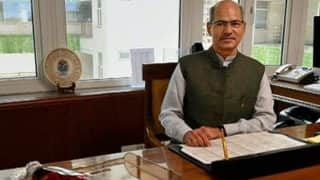 Anil Madhav Dave's last wish: Do not build memorial but plant a tree when I die