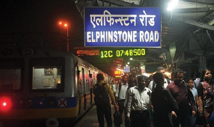 Mumbai's CST terminus, Elphinstone station renamed