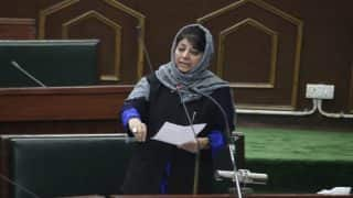 Mehbooba Mufti to news channels: Don't hold discussions that spread hatred against Kashmiris