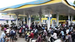 Petrol Prices Surge to Five Year High, Diesel at Record Rs 65.65