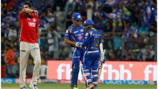 IPL 2017: किंग्स इलेवन पंजाब ने मुंबई इंडियंस को 7 रन से हराया