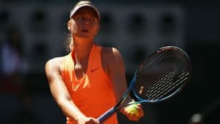 Madrid Masters: Eugenie Bouchard knocks out Maria Sharapova in grudge match