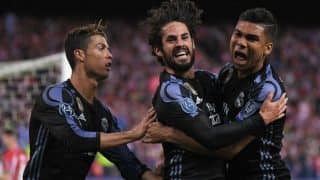 Champions League: Real Madrid survive Atletico Madrid scare to set up summit clash with Juventus