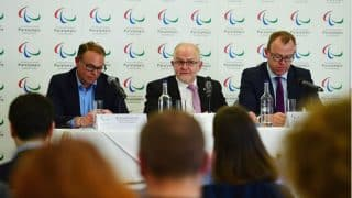 International Paralympic Committee decides to continue Russia's suspension