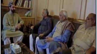 अलगाववादी नेताओं से मिलने पहुंचे कांग्रेस नेता मणिशंकर अय्यर