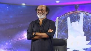 While BJP and Congress speculate, Rajinikanth keeps suspense over joining politics