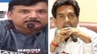 Kapil Mishra exposes Aam Aadmi Party, calls Arvind Kejriwal 'Bhrasht'; AAP terms it BJP's conspiracy